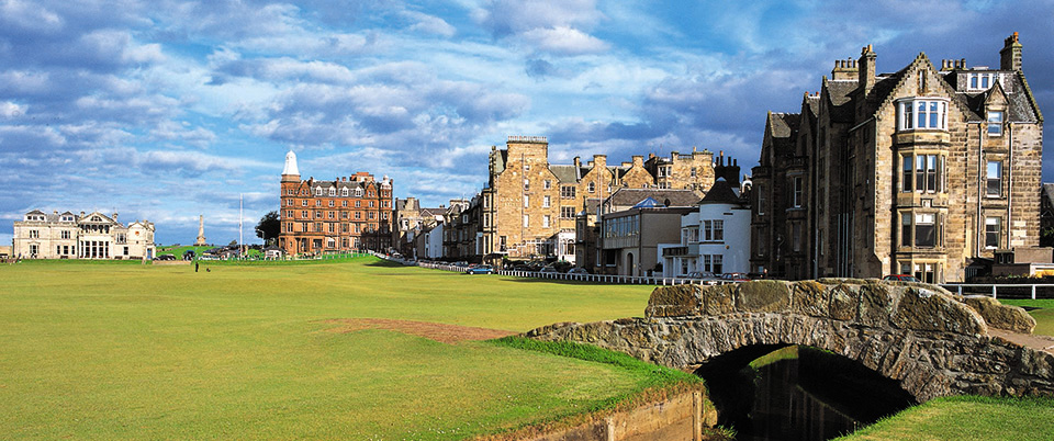 St Andrews Old Course, 2015 Tee Times available